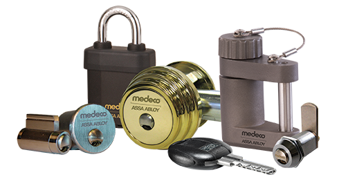 Medeco3 CLIQ Locks