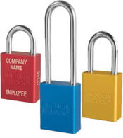 Master Safety Lockout Padlocks