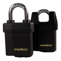 Medeco 54 Series Padlocks