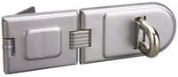 Double Hinged Padlock Hasp